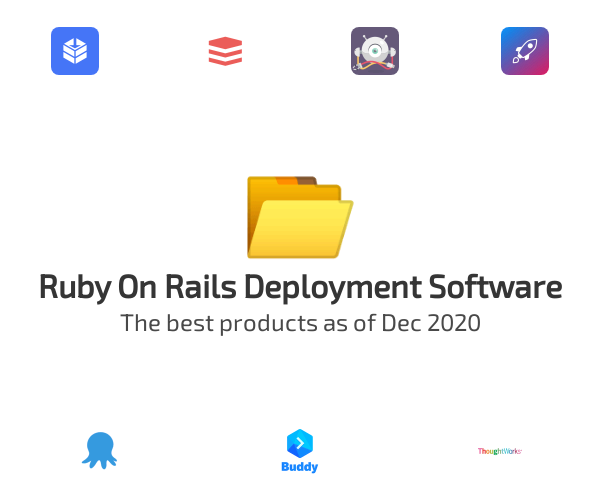 Ruby On Rails Deployment Software