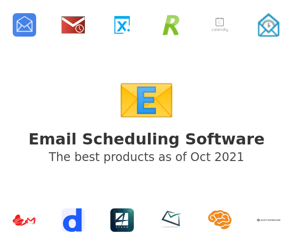 Email Scheduling Software