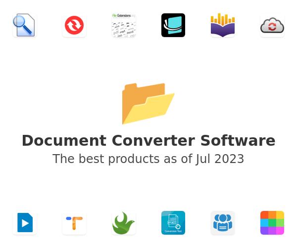 Document Converter Software