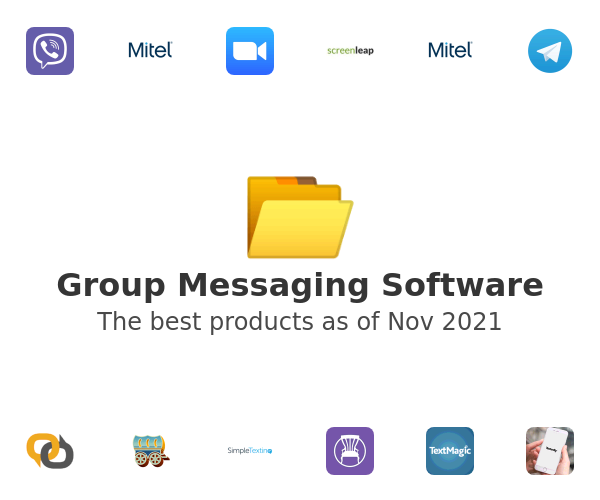 Group Messaging Software