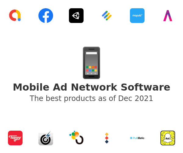 Mobile Ad Network Software