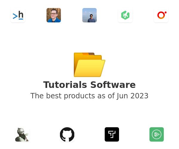 Tutorials Software