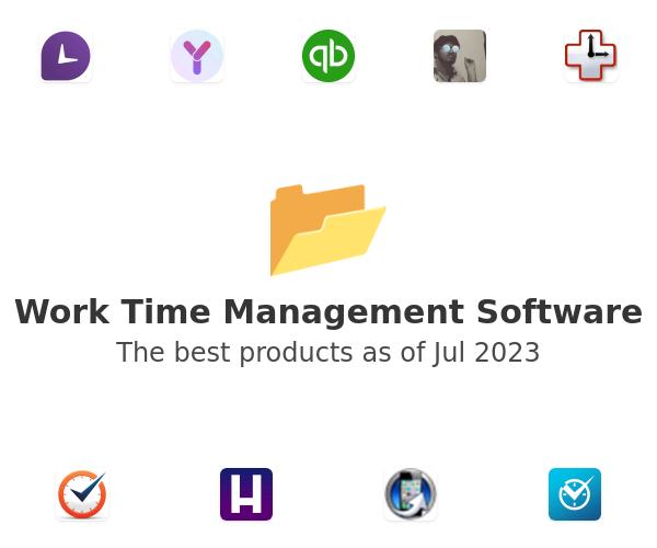 Work Time Management Software