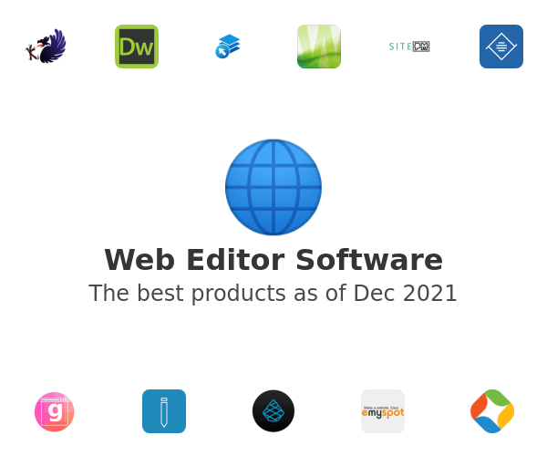 Web Editor Software