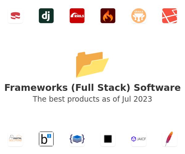 Frameworks (Full Stack) Software