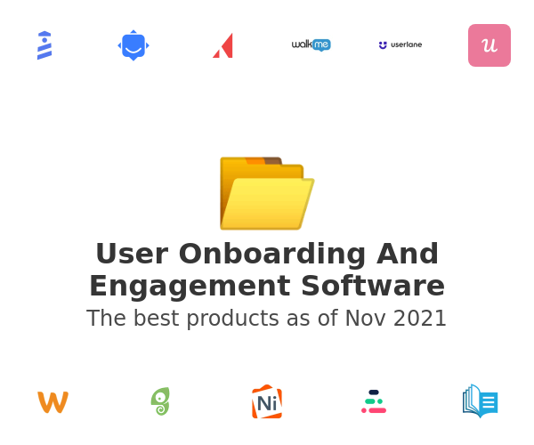 User Onboarding And Engagement Software