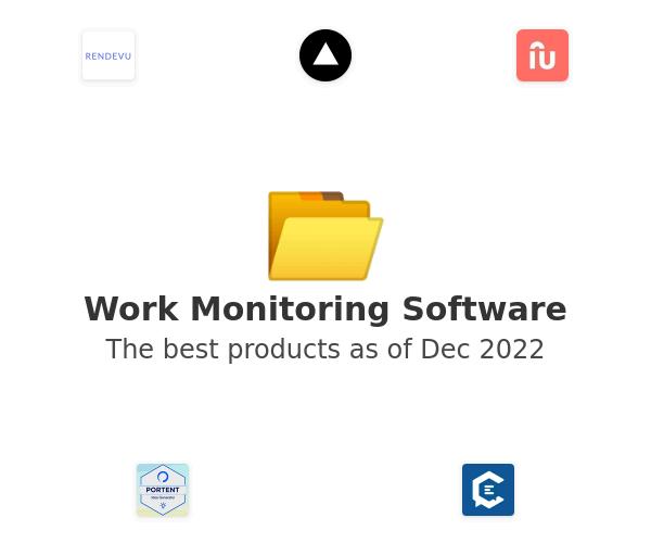 Work Monitoring Software