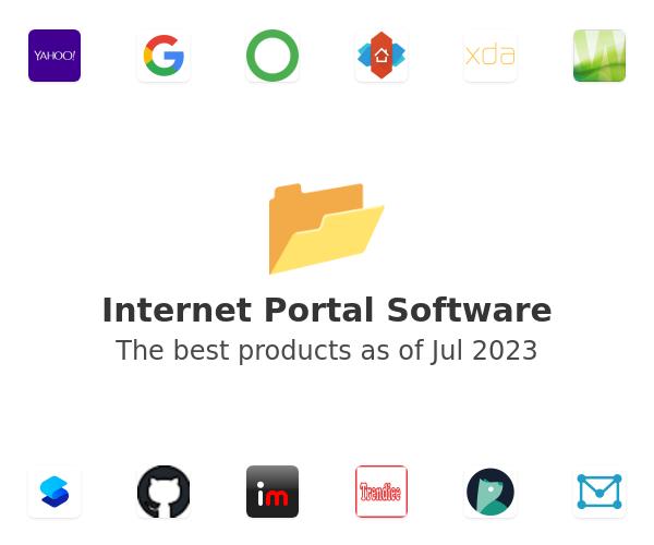 Internet Portal Software