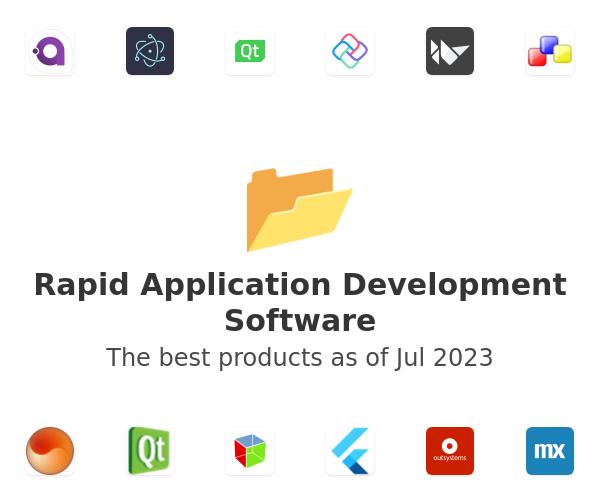 Rapid Application Development Software
