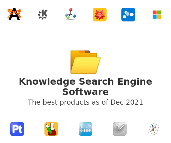 Knowledge Search Engine Software