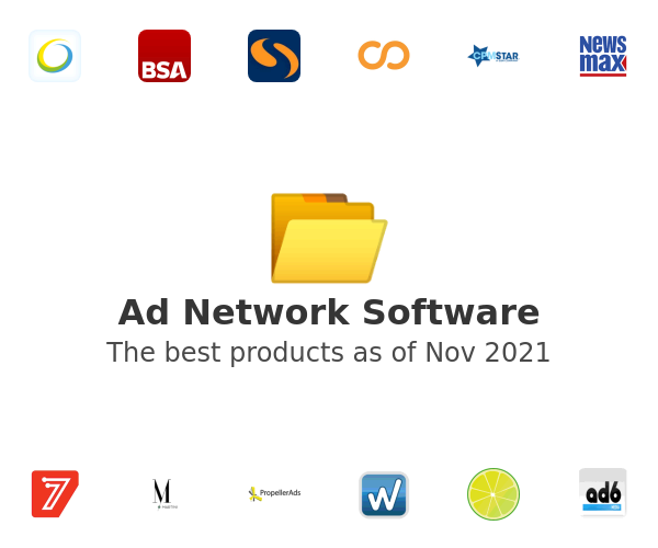 Ad Network Software
