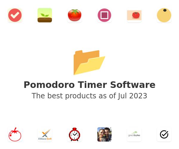 Pomodoro Timer Software