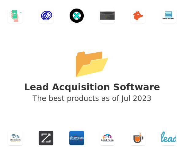 Lead Acquisition Software
