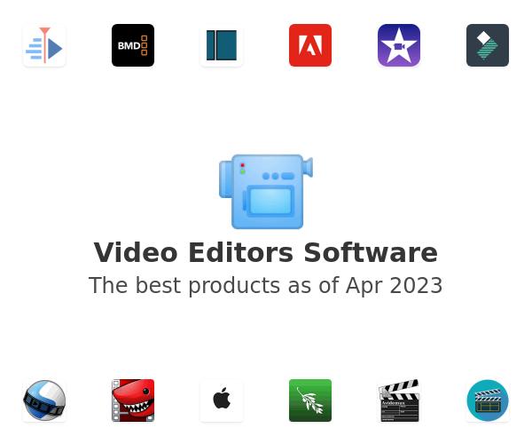 Video Editors Software