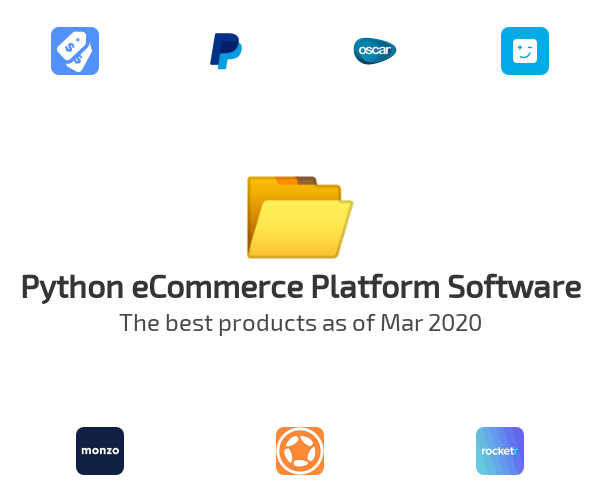Python eCommerce Platform Software