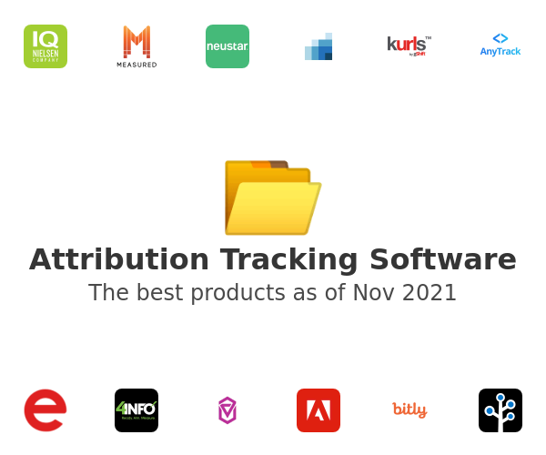 Attribution Tracking Software