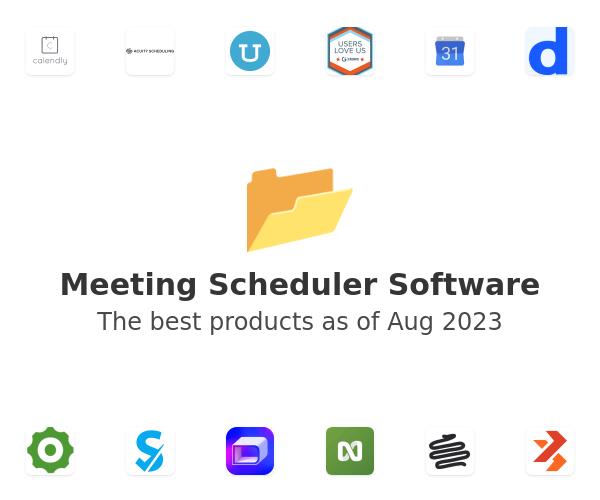 Meeting Scheduler Software