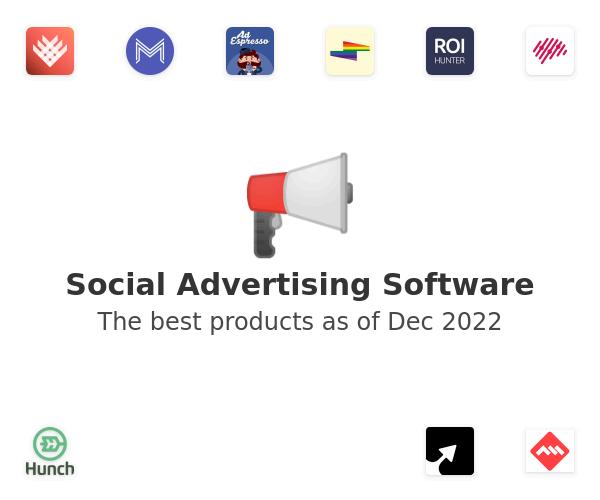 Social Advertising Software