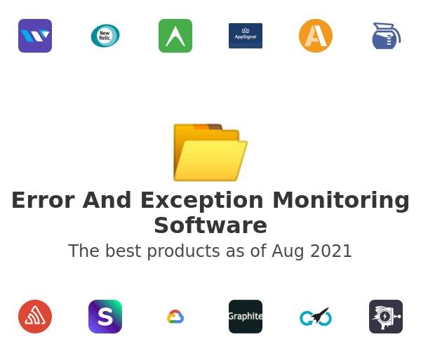 Error And Exception Monitoring Software