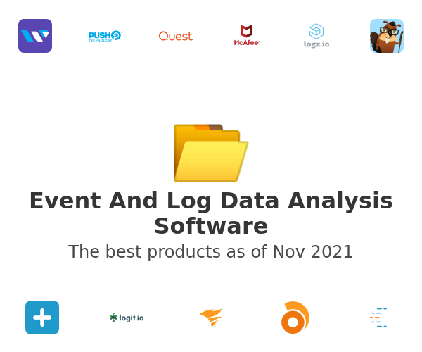 Event And Log Data Analysis Software