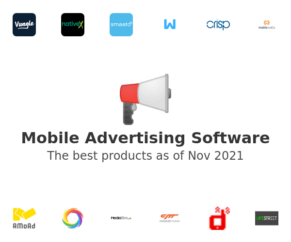 Mobile Advertising Software