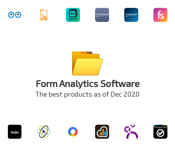 Form Analytics Software
