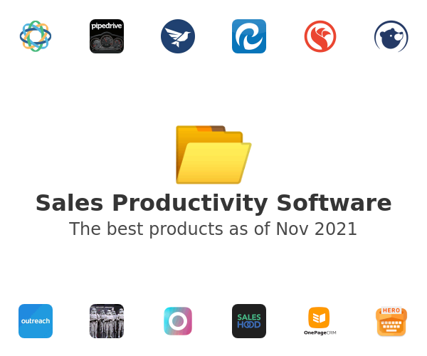 Sales Productivity Software