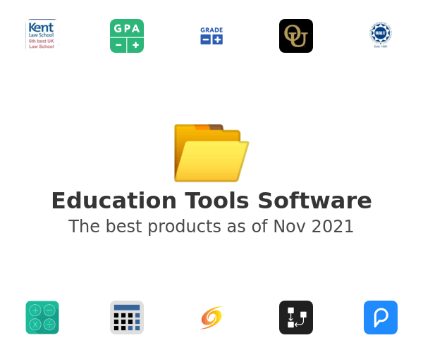 Education Tools Software