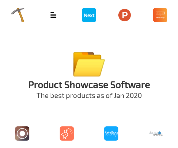 Product Showcase Software