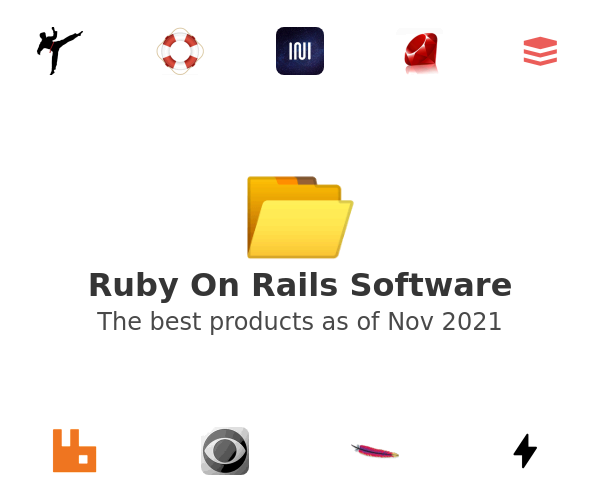 Ruby On Rails Software