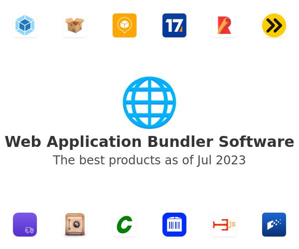 Web Application Bundler Software