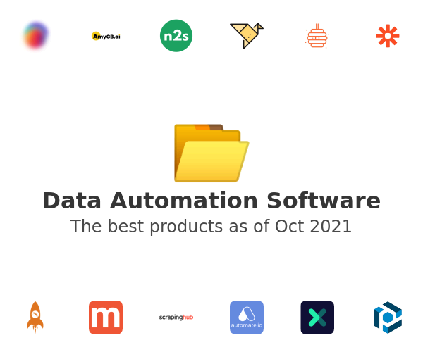 Data Automation Software