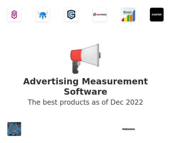 Advertising Measurement Software