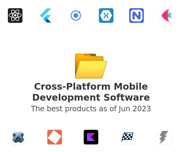 Cross-Platform Mobile Development Software