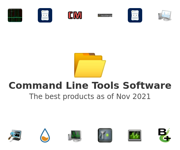 Command Line Tools Software