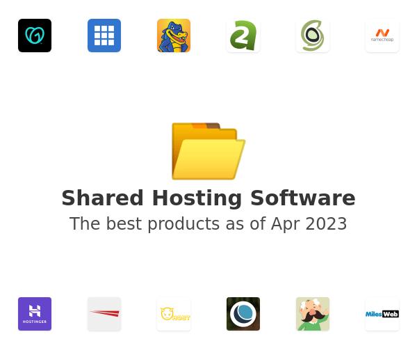 Shared Hosting Software