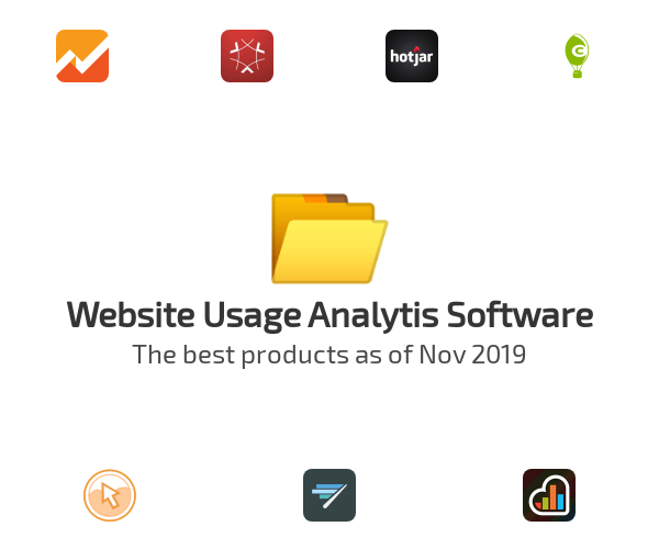 Website Usage Analytis Software