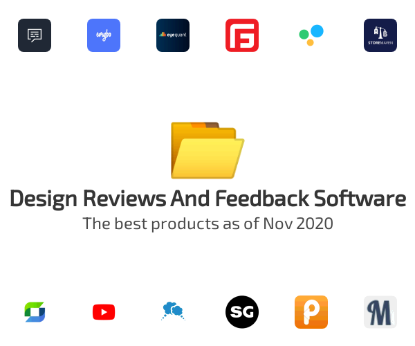 Design Reviews And Feedback Software
