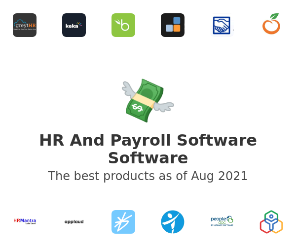 HR And Payroll Software Software
