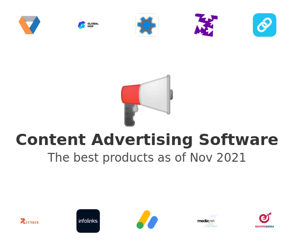 Content Advertising Software
