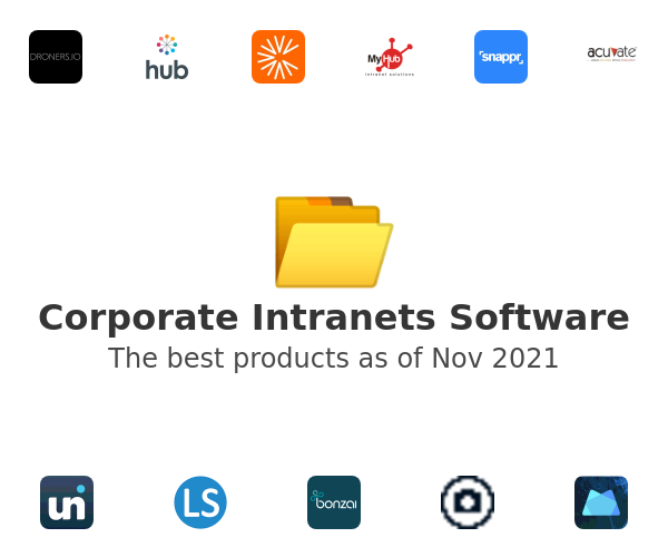 Corporate Intranets Software