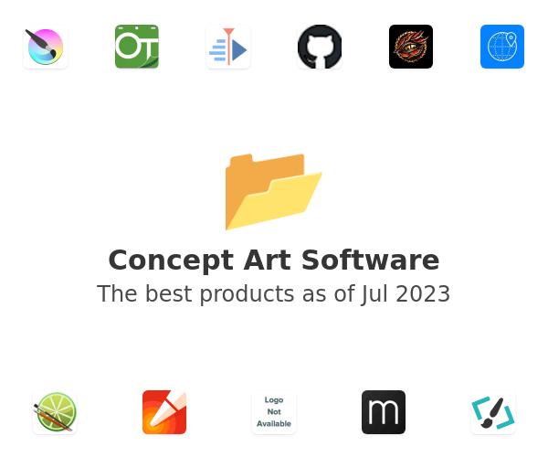 Concept Art Software