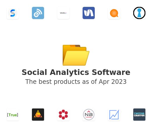 Social Analytics Software