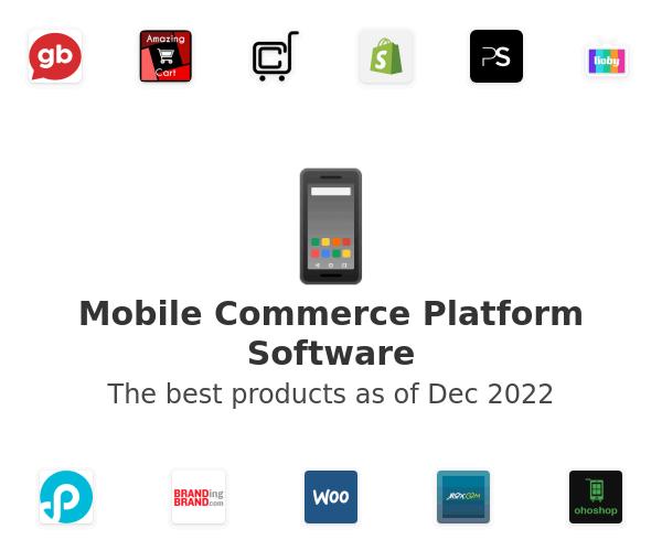 Mobile Commerce Platform Software