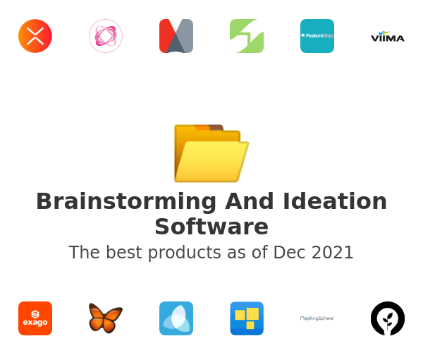 Brainstorming And Ideation Software