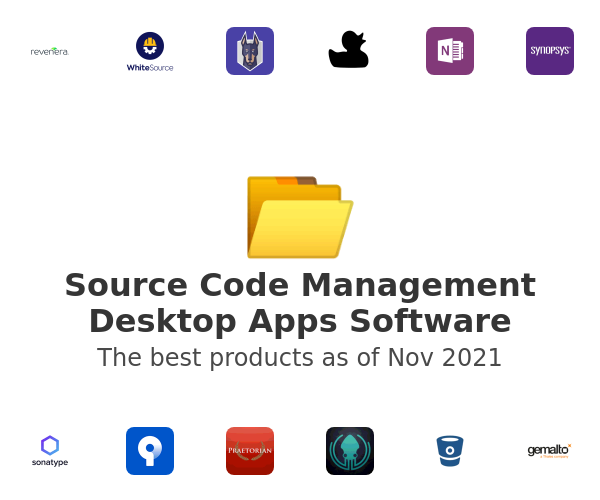 Source Code Management Desktop Apps Software