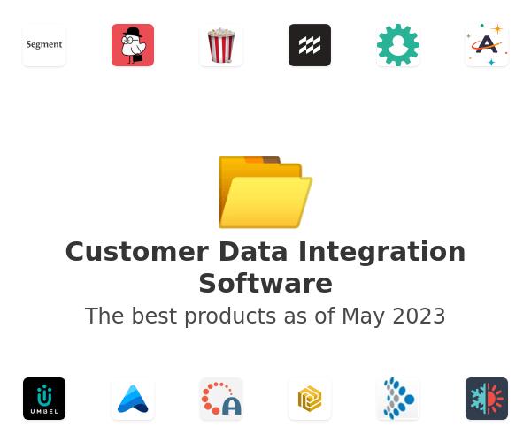 Customer Data Integration Software