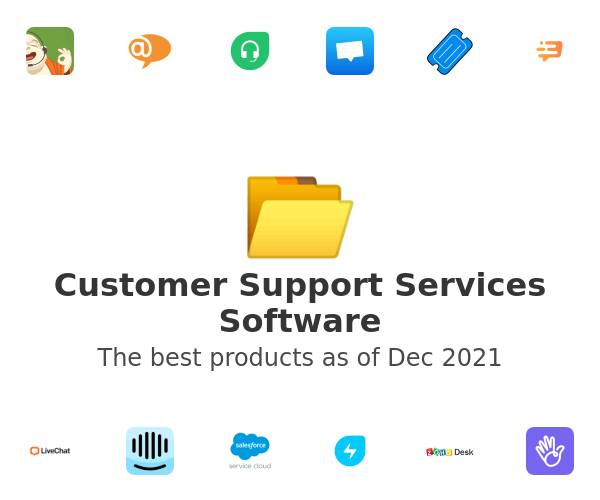 Customer Support Services Software