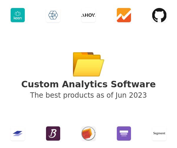 Custom Analytics Software