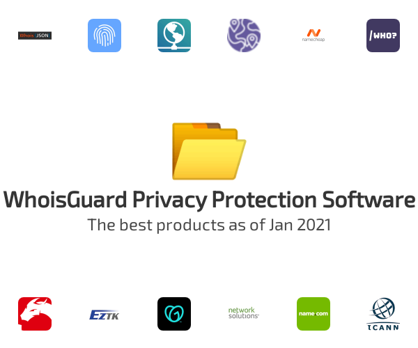 WhoisGuard Privacy Protection Software